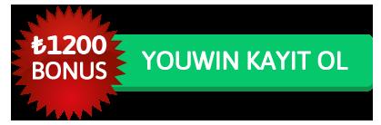 Youwin Üyelik Bonusu