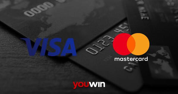 Youwin kredi kartı ödemesi.