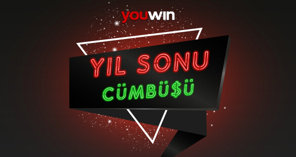 Youwin yıl sonu cümbüşü.